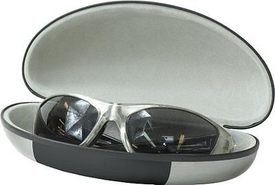 Chums The Safe Wrapped Eyewear Case (Silver)