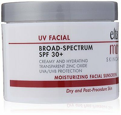 Elta MD Uv Facial Broad Spectrum SPF 30, 4.0 Ounce