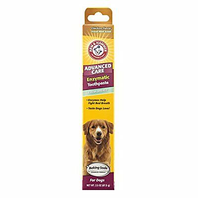 Arm and Hammer Advanced Care Fresh Breath and Whitening Toothpaste for Dogs