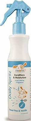 Nootie-Daily Spritz, Pet Conditioning Spray, 1 Unit, 8 oz, Sweet Pea & Vani