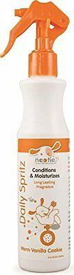 Nootie-Daily Spritz, Pet Conditioning Spray, 1 Unit, 8 oz , Warm Vanilla Co
