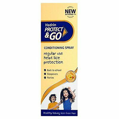 Hedrin Protect and Go 200ml