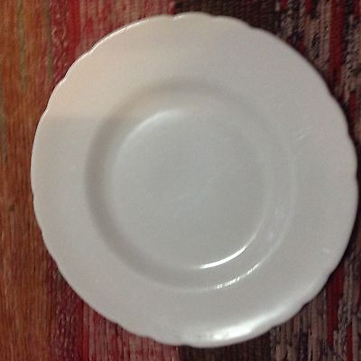 Royal Tuscan pale pink side plate-fine bone china-made in England-Lovely!