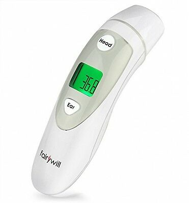 Medical Ear And Forehead Thermometer Professional Precision Infrared Digital 1