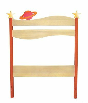 Room Magic Twin Headboard, Star Rocket