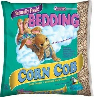 F.M. Brown's, Press-Packed Bedding, 360 Cubic-Inch Corn Cob Bedding