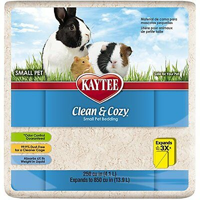 Kaytee Clean and Cozy Bedding, 250 Cubic Inch