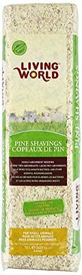 Living World Pine Shavings, 600-Cubic Inch