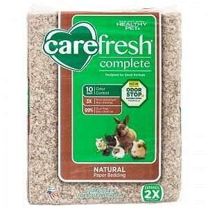 Carefresh Complete Natural Small Animal Pet Bedding - 14l