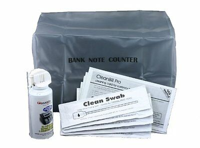 Cassida CleanPro Cleaning Kit for Currency Counter (CleanPro Cleaning Kit)