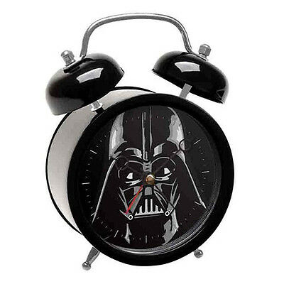 Star Wars Darth Vader Alarm Clock **OFFICIAL MERCHANDISE**