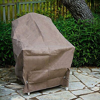KoverRoos 32750 Adirondack Chair Cover, Choose Fabric Color: 3: Taupe