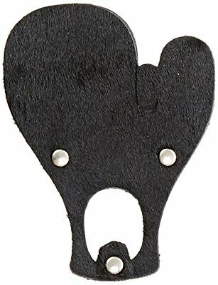 National Calf Hair Face Right Hand NAM Tab, Large