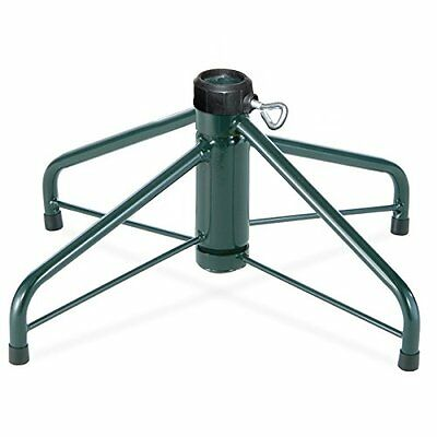 """National Tree  32"""" Folding Tree Stand for 9-Feet to 10-Feet Trees, Fits 2"""""""