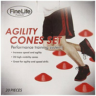 FineLife Agility Cones Set