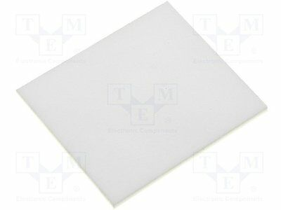 1 pc Thermally conductive pad: ceramic; TO247; L:20mm; W:23mm; D:1mm
