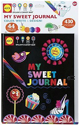 ALEX Toys Dylan's Candy Bar My Sweet Life Journal