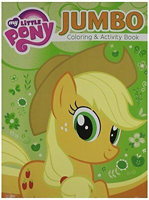 My Little Pony Jumbo Coloring and Activity Book (2)