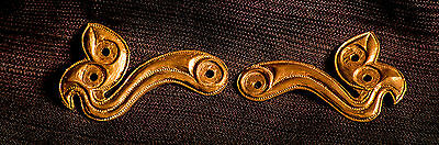 Clasp Celtic for Chain mail - Y-47