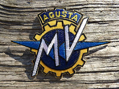 ECUSSON PATCH THERMOCOLLANT aufnaher toppa MV AGUSTA f4 brutale 750 s sport f3