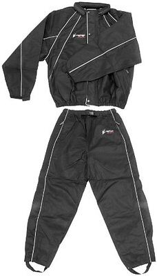 Frogg Toggs Hogg Togg Rainsuit , Size: Lg, Distinct Name: Black, Primary Co