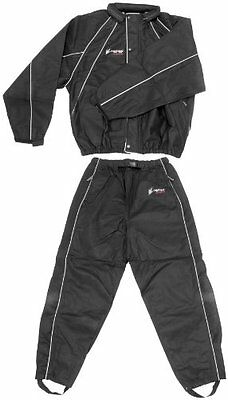 Frogg Toggs Hogg Togg Rainsuit , Distinct Name: Black, Size: Sm, Primary Co
