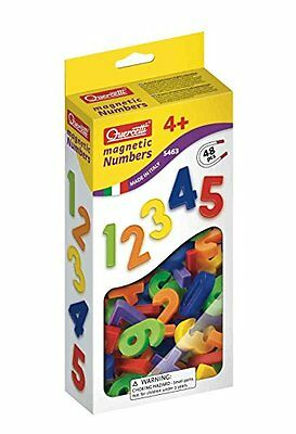 Quercetti Magnetic Numbers by Quercetti
