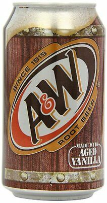 A&W Root Beer - 12/12 oz. cans