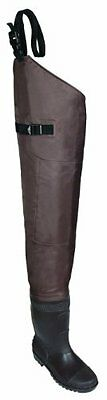 Allen Company Black River Bootfoot Hip Boot Wader with Endura Upper (Size 1