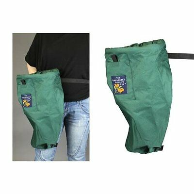 The Gardener's Hollow Leg - Debris Pruning and Harvesting Bag - Adjustable