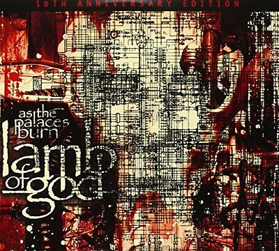 Lamb of God- As the Palaces Burn (10th Anniversary Edition CD/DVD) [Origina