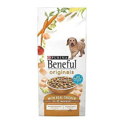 Beneful Dry Dog Food, Healthy Fiesta, 15.5-Pound Bag, Pack of 1