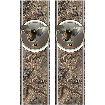 Mossy Oak Graphics 12007-DB Duck Blind Rear Quarter Panel Graphics Kit with