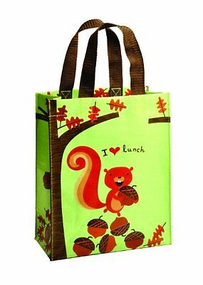 Blue Q I Heart Lunch Handy Tote