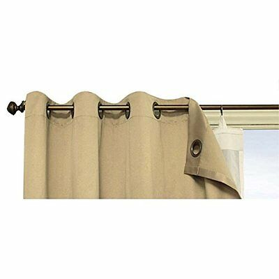 "Rod Pocket Single Curtain Liner Size: 45"" x 88"""