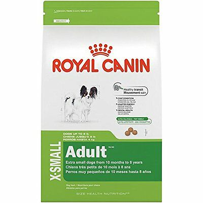 Royal Canin Adult Dry Dog Food, 2.5-Pound