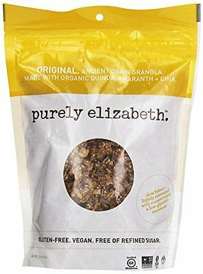 Purely Elizabeth Ancient Grain Granola Gluten Free Original -- 12 oz