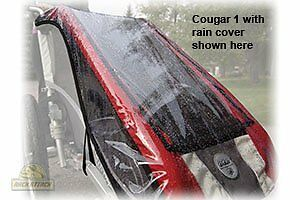 Chariot Rain Cover for Corsaire 2 Bike CTS Bike Carriers