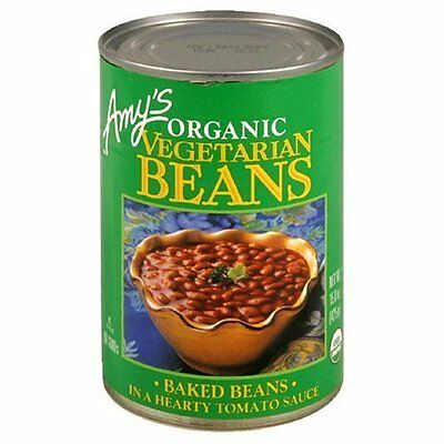 Amy's Organic Vegetarian Baked Beans, 15-Ounce Cans (Pack of 12)