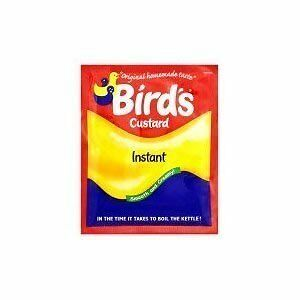 Birds, Custard Mix, Instant Powder, 75g / 2.6 Oz