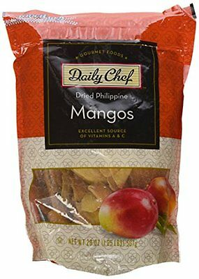 Daily Chef Dried Philippine Mangos - 20 oz.