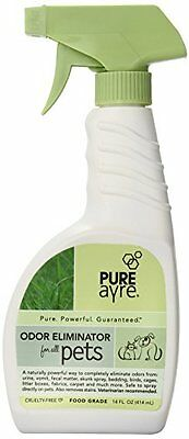 Pure Ayre Pet Odor Eliminator Spray 14oz