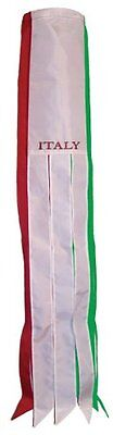 In the Breeze Italy 40-Inch Applique Windsock