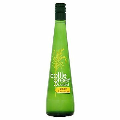 Bottlegreen Ginger & Lemongrass Cordial 500g