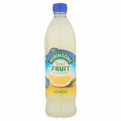 Robinsons No Added Sugar Lemon Squash 1000g