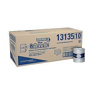 Kleenex Cottonelle Bathroom Tissue White 20ct , 2 ply 505 sheets per roll (