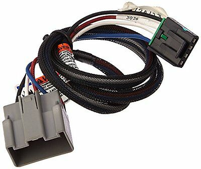 Tekonsha Brake Control Harness Ford 3034