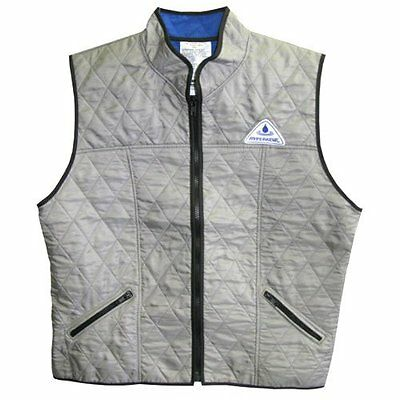 TechNiche International Women's Deluxe Sport Vest, Small, Silver