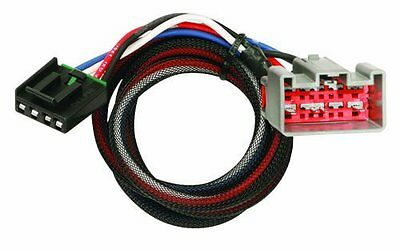 Tekonsha 3034 2-Plug Brake Control Wiring Adapter for Ford