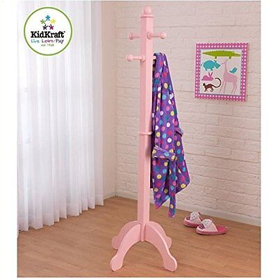 KidKraft Deluxe Clothes Pole, Pink
